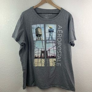 Aeropostale New York City Graphic Tee Shirt XL/TG